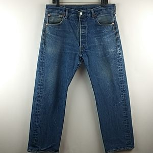 Levi's red tab 501's 36/30